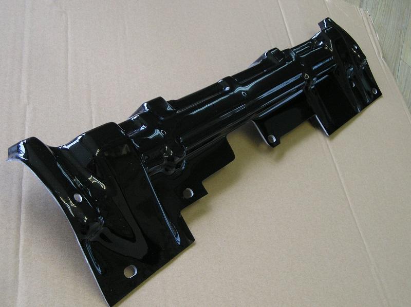 Spoolfool's Fiberglass Stock Appearing Radiator Hold Down