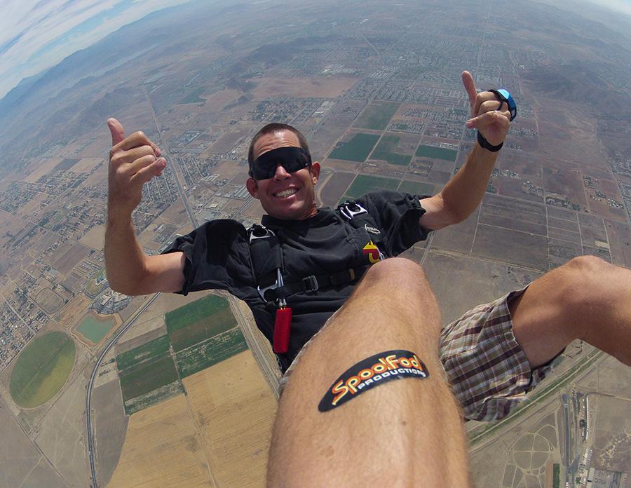 Spoolfool-Skyfdiving